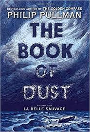 La Belle Sauvage Cover