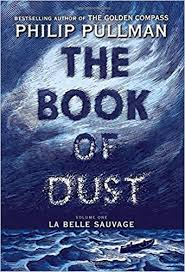 La Belle Sauvage Cover