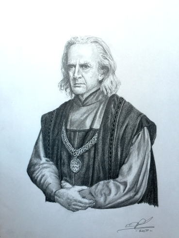 The Patrician - Graphite.