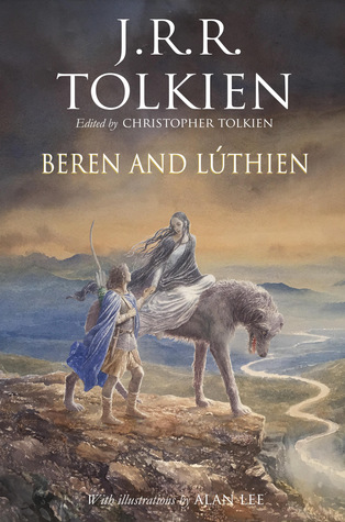 Beren and Luthien Cover