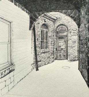 Sketch - Alley