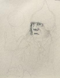 Sketch - The Juggler