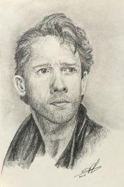 Sketch - Male Face