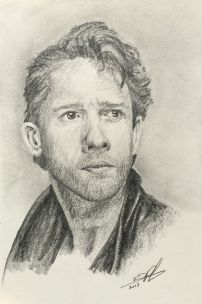 Sketch - Male Face