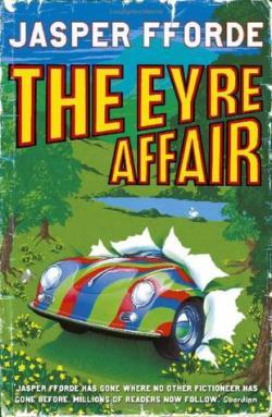 Eyre Affair Cover