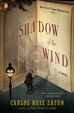 Shadow of the Wind Cover